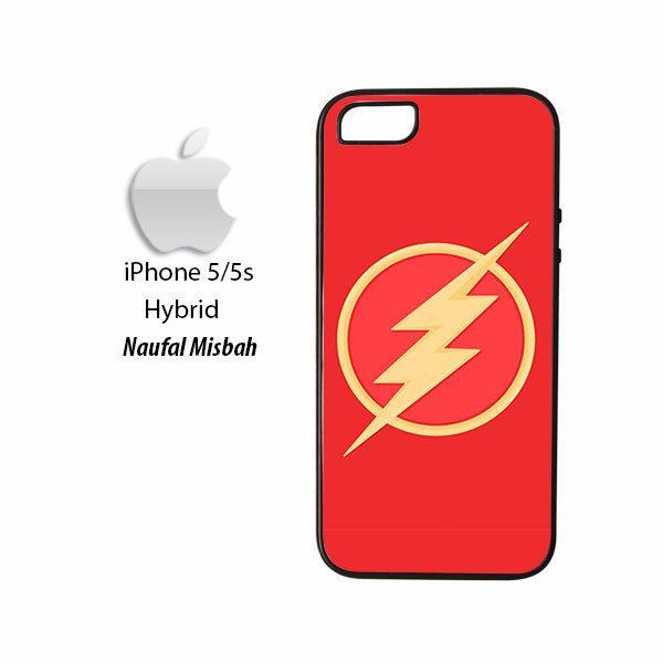 Flash Logo iPhone 5/5s HYBRID