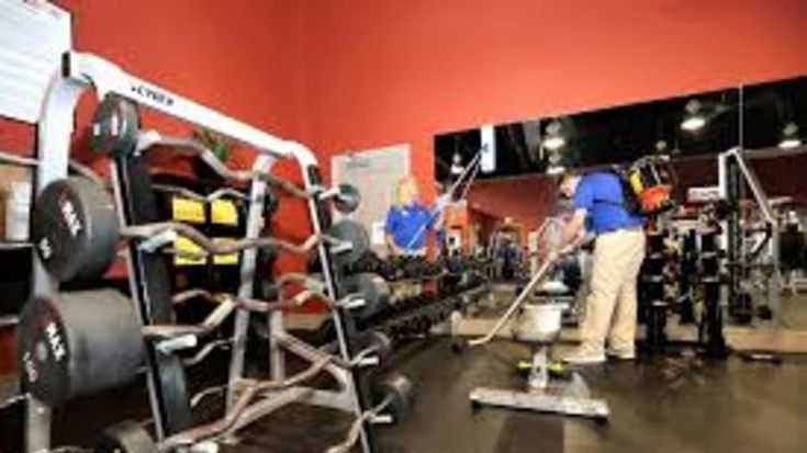 Reliable gym cleaning services in las vegas henderson