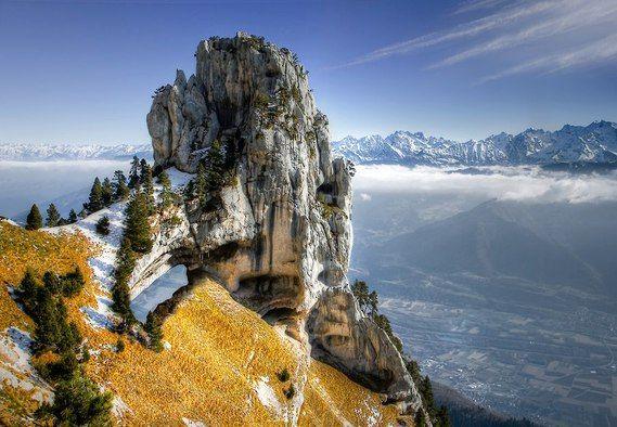 Massif de la Chartreuse France
