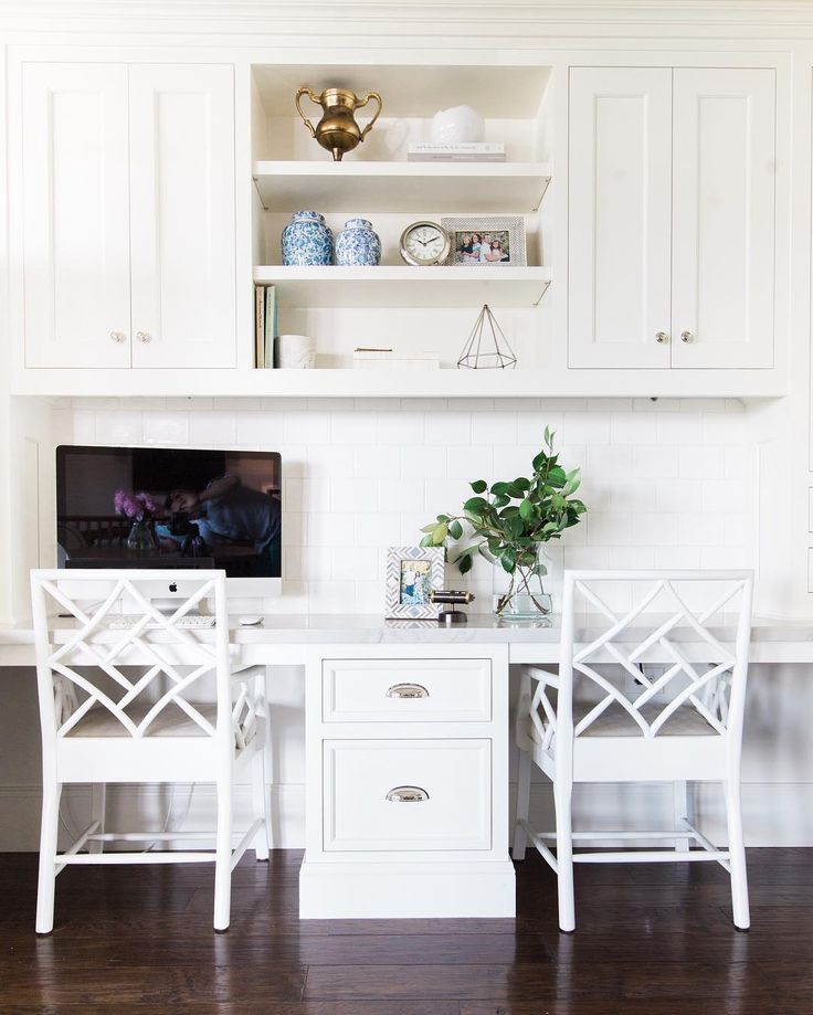 25+ Best Ideas About Kitchen Desk Areas On Pinterest
