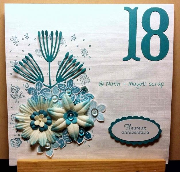 17 best ideas about carte anniversaire 18 ans on pinterest - Idee cadeau anniversaire 18 ans ...