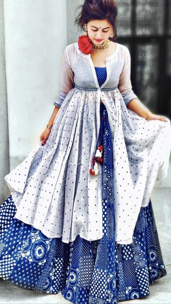 da08685e52 Beautiful Dress. | Indo-Western Gown & Dresses in 2019 | Fashion ...