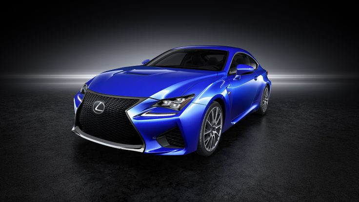 2015 Lexus RC F http://www.wsupercars.com/lexus-2015-rc-f.php