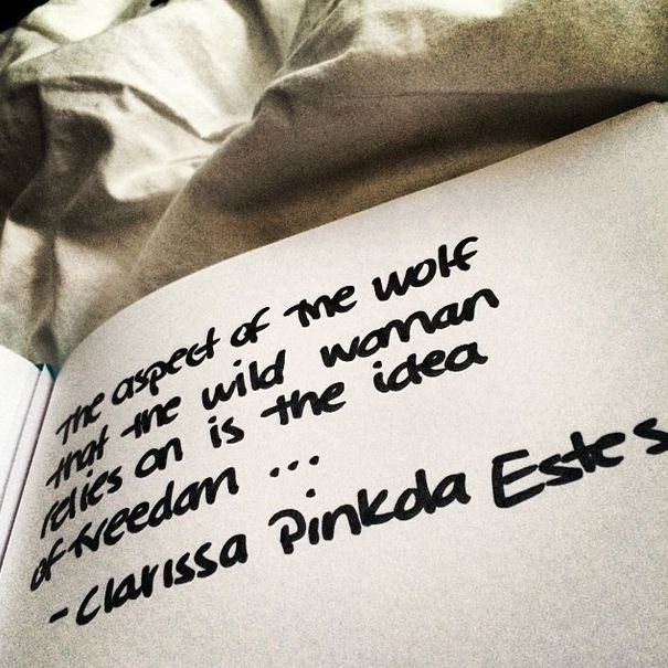 Women Who Run With The Wolves Quotes: 17 Best Images About Clarissa Pinkola Estes Quotes On