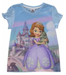 SOFIA THE FIRST ~ Puff Sleeve T-Shirt