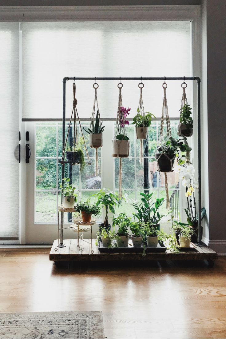 Home Design And Decor Ideas And Inspiration. Rolling herb garden. Indoor herb ga…