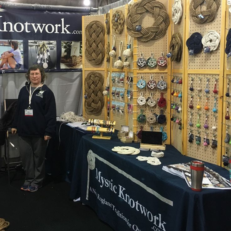 Jill setting up at the ACRE show in Philadelphia such an honor to represent 60 years of family tradition and hundreds of years of nautical tradition in my hometown of Mystic, CT