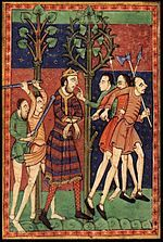 Edmund the Martyr - Wikipedia, the free encyclopedia