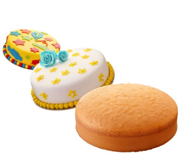 Luchtige biscuitbodem voor taart  -  Een biscuitbodem bakken vanaf de basis is vrij ingewikkeld. Wil je zelf eenvoudig een lekkere biscuitbodem bakken? Gebruik de Biscuitmix Dr.Oetker. Lukt altijd.