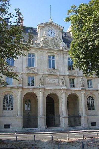 Palais de l'université Guide touristique de Nancy Meurthe-et-Moselle Lorraine