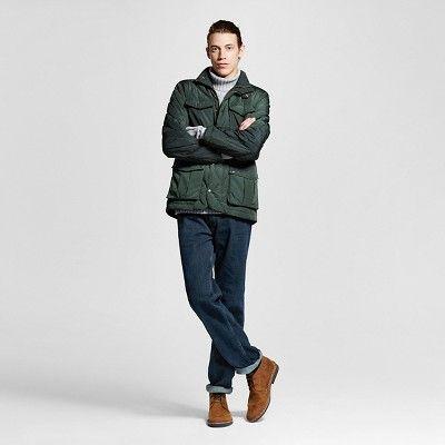 Wrangler Men's Advanced Comfort Regular Fit Jeans Midnight 34x34, Midnight Serenade