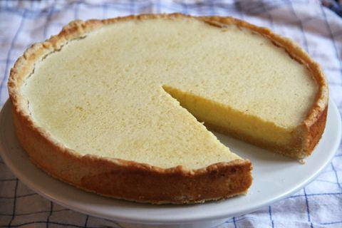 famous fresh lemon tart