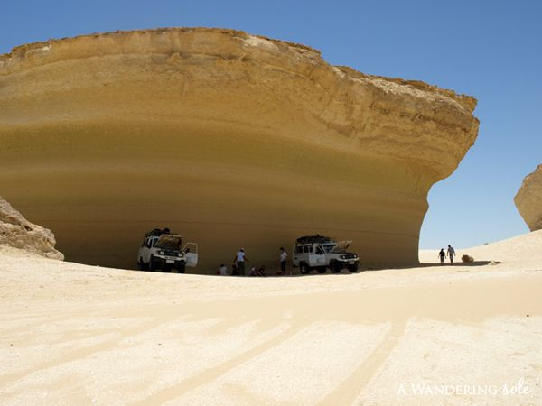 Egyptské púšte :: YALLA EGYPT