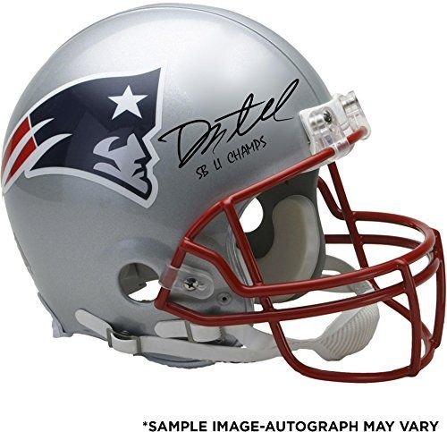 Danny Amendola New England Patriots Super Bowl LI Champions Autographed Riddell ProLine Helmet with SB LI Champs Inscription  Fanatics Authentic Certified >>> Continue to the product at the image link. (This is an affiliate link and I receive a commission for the sales)