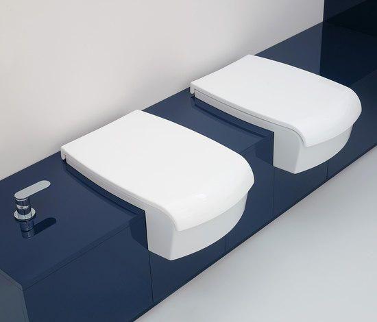 UNA WC | BIDET - WCs design de Ceramica Flaminia ✓ toutes les informations ✓ images à haute résolution ✓ CADs ✓ catalogues ✓ contact ✓..