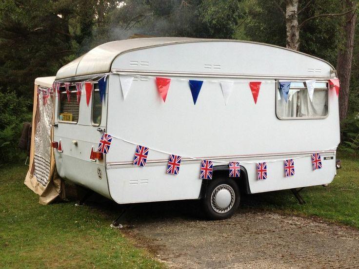 Image result for British caravan