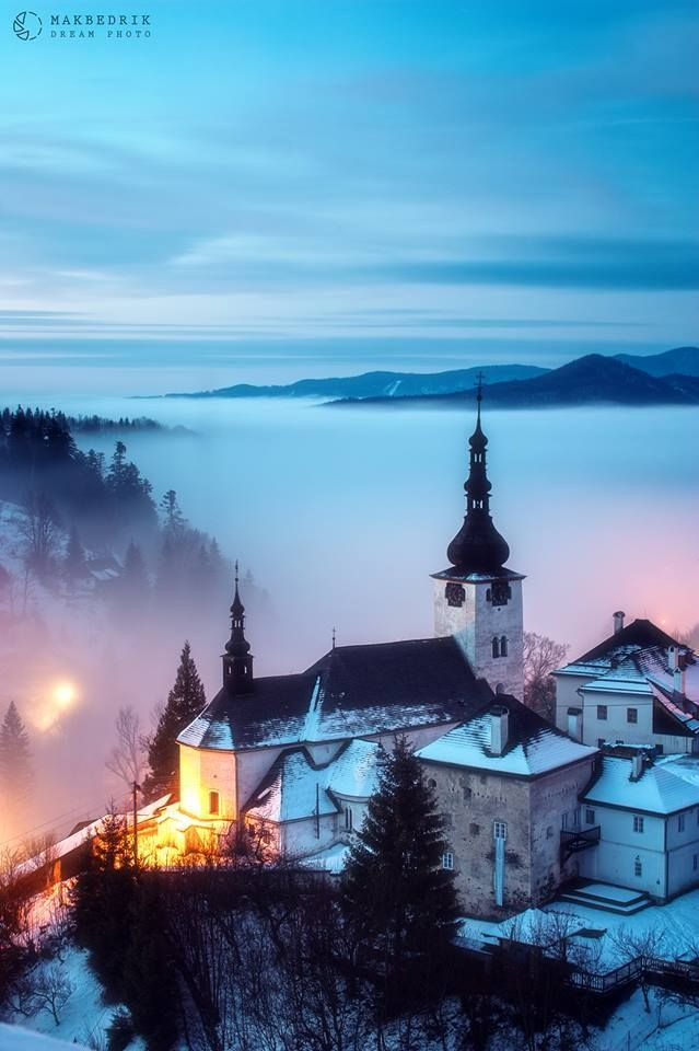 Špania dolina, Slovakia