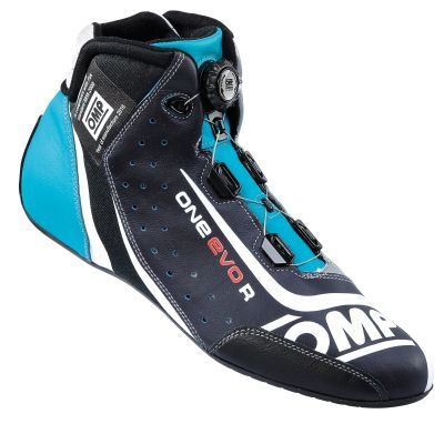 OMP One Evo R Race Boots