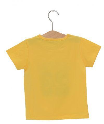 BT38007-2 - Áo thun bé trai Jordan 23 màu vàng (7 size, 3 màu)