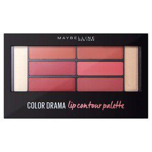 Maybelline Lip Contour Palette - Blushed Bombshell