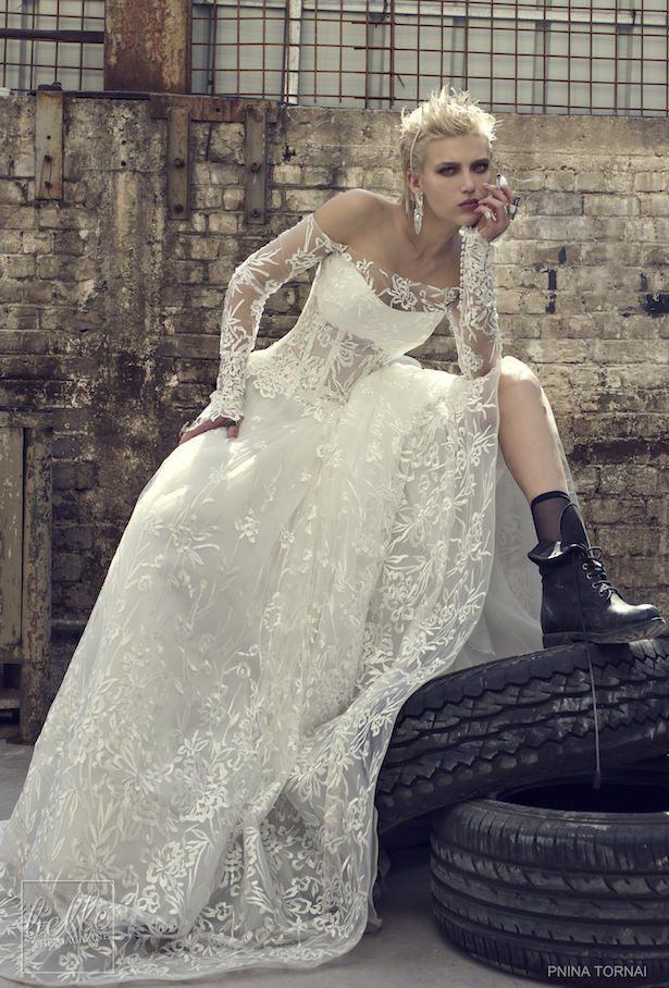 Pnina Tornai For Kleinfeld 2019 Wedding Dresses Wedding Dress