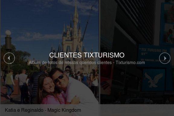 PhotoSnack | Clientes Tixturismo by Tix Turismo Viagens
