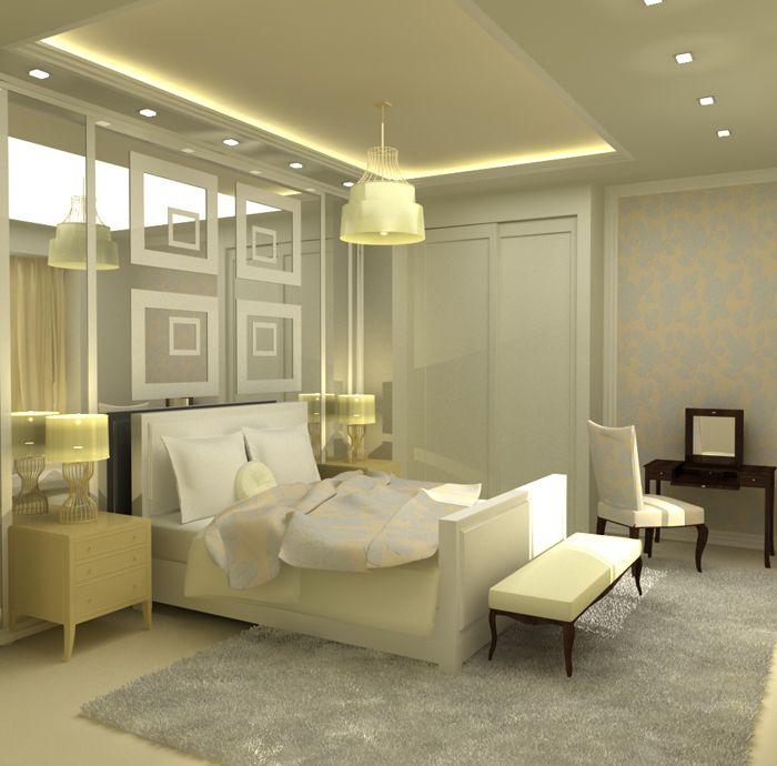 Cпальня в стиле арт-деко - 114 фото, дизайн интерьера, мебель, аксессуары