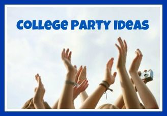 College Party Themes