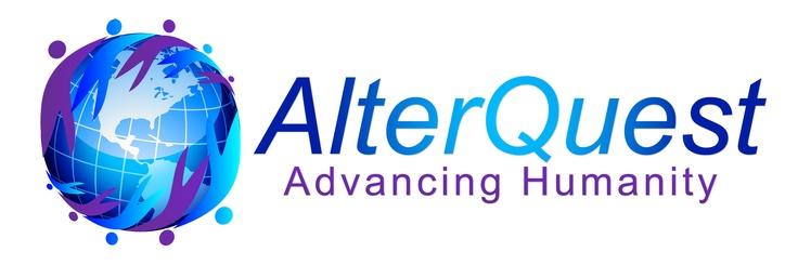 The AlterQuest logo