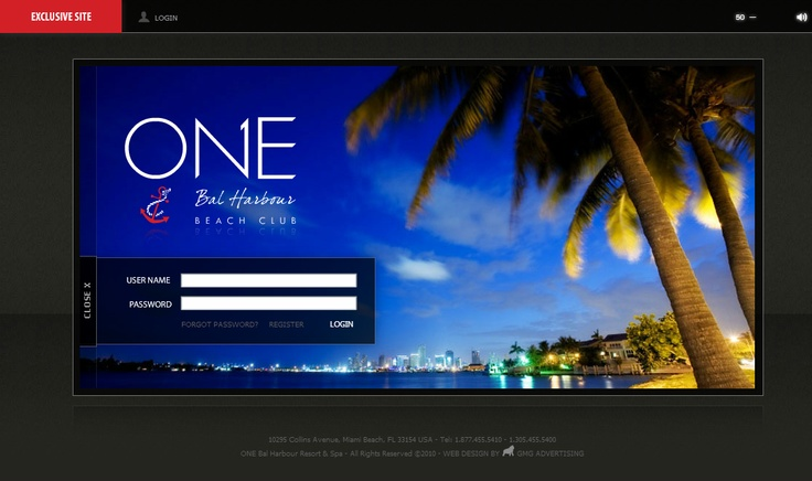 One Bal Harbour - Hotel Search Engine Marketing