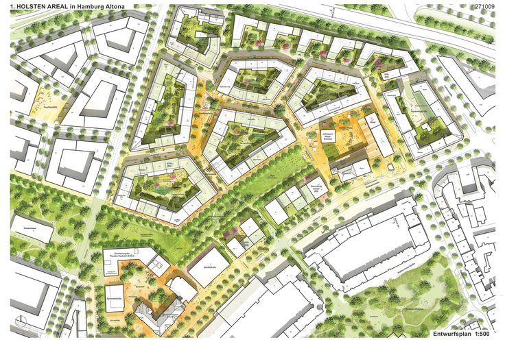 Ergebnis: Holsten Quartiere - Entwicklung eines neue...competitionline
