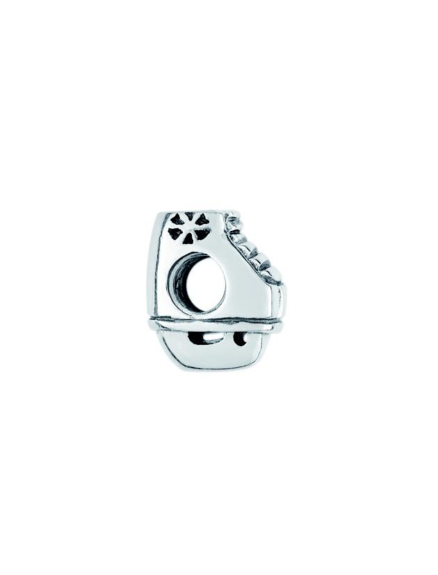 Amore & Baci 01114 Ice skate silver bead