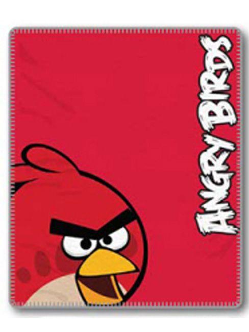 Angry Birds Fleece Blanket - Kids Bedroom