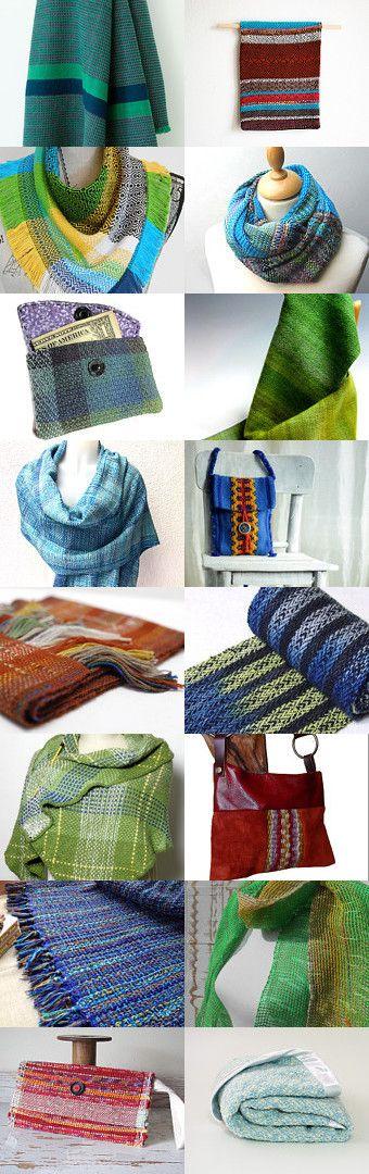 Weavers ROCK!!! by Sarah on Etsy--Pinned with TreasuryPin.com #SarahandTheMoon