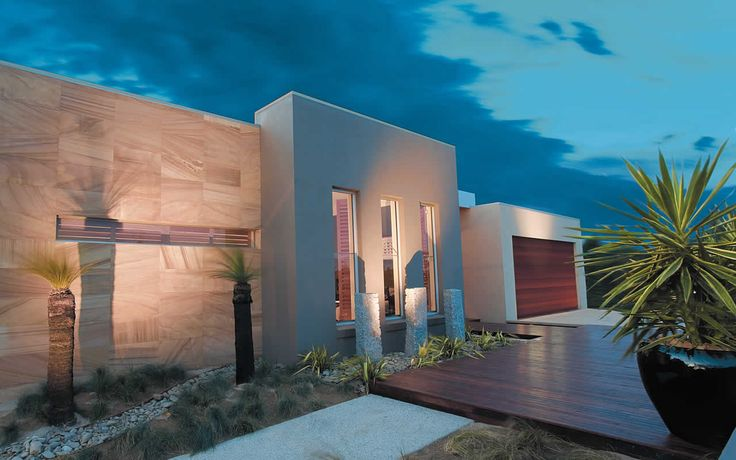 Metricon homes: Latitude modern