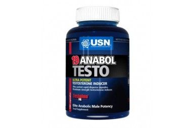 USN 19 Anabol Testo 90 capsules + Free Sample Price: WAS £33.99 NOW £22.99
