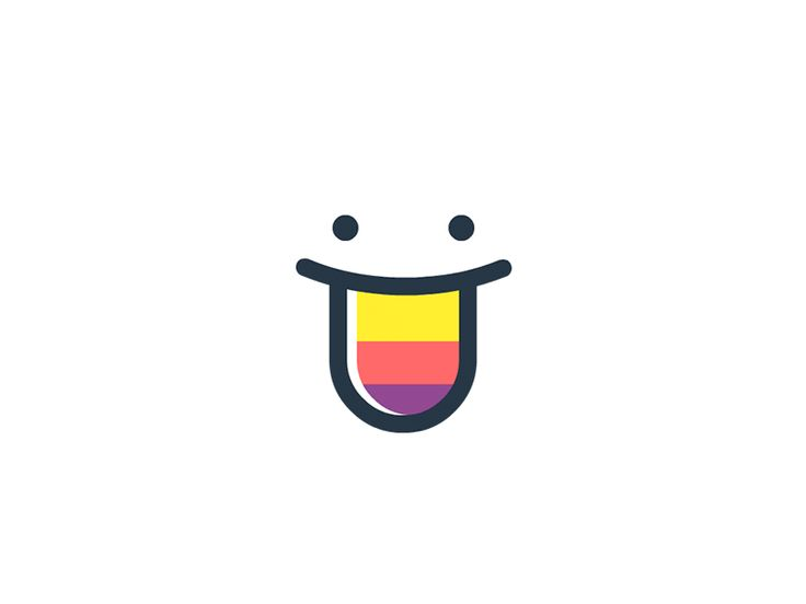 Dribbble - Color Hunt Logo Animation by Gal Shir