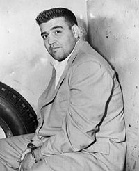 "Vincent Louis Gigante (March 29, 1928 – December 19, 2005), also known as ""Chin,"" was a New York Italian-American mobster in the American Mafia who was boss of the Genovese crime family from 1981 to 2005."