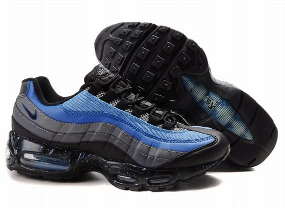 Air Max 95 Navy Blue And Black