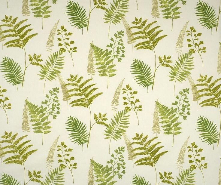 Frond Evergreen (30175-101) – James Dunlop Textiles   Upholstery, Drapery & Wallpaper fabrics