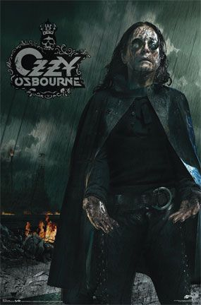 Ozzy Osbourne ~ Black Rain