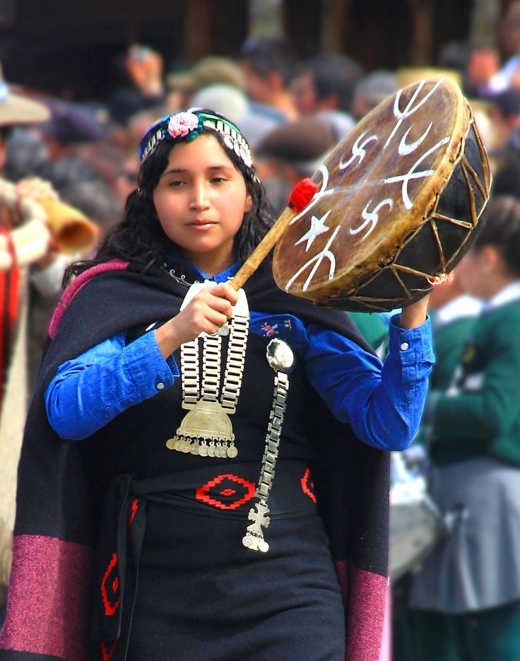 Mujer Mapuche by Jorge Campos on 500px