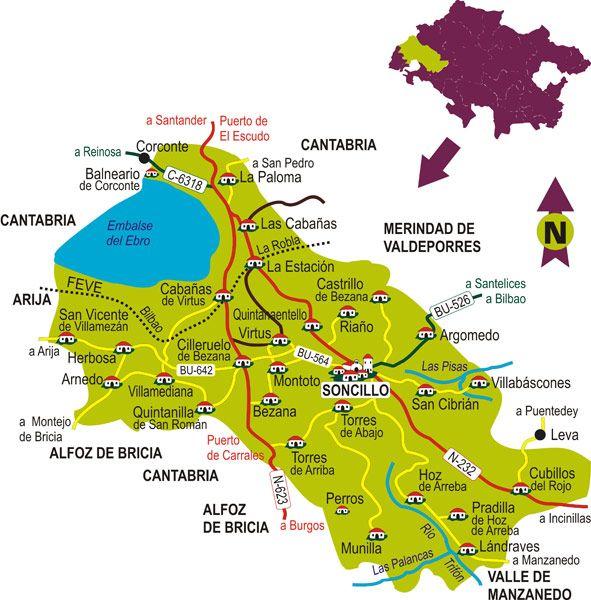Las Merindades - Valle de Valdebezana