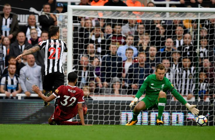 Oct. 1st. 2017: Joselu handed Newcastle boss Rafael Benitez a draw against former club Liverpool as missed chances cost the visitors dearly. The Spanish striker cancelled out Philippe Coutinho's sumptuous 27th-minute opener nine minutes later, although what he knew about it is debatable after Joel Matip's attempted clearance came back off him and ended up in the net.