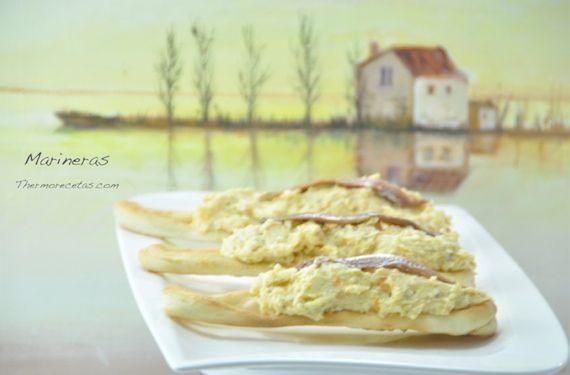Marineras, un delicioso aperitivo murciano