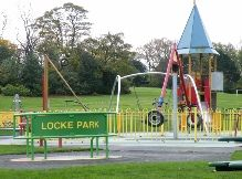Information on events and activities in Locke Park