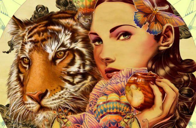 Подозревая партнёра в неверности, девы-тигры позволяют себе свободное общение с представителями противоположного пола.