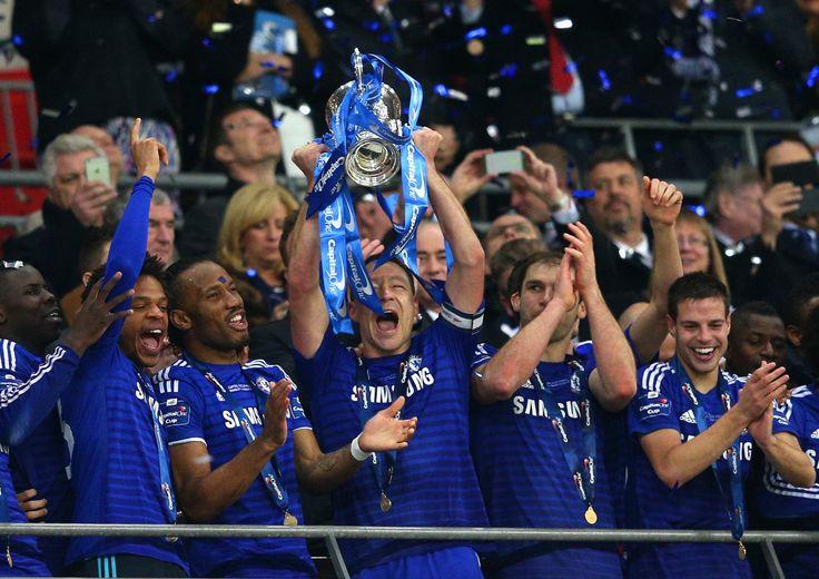 League Cup Winners!