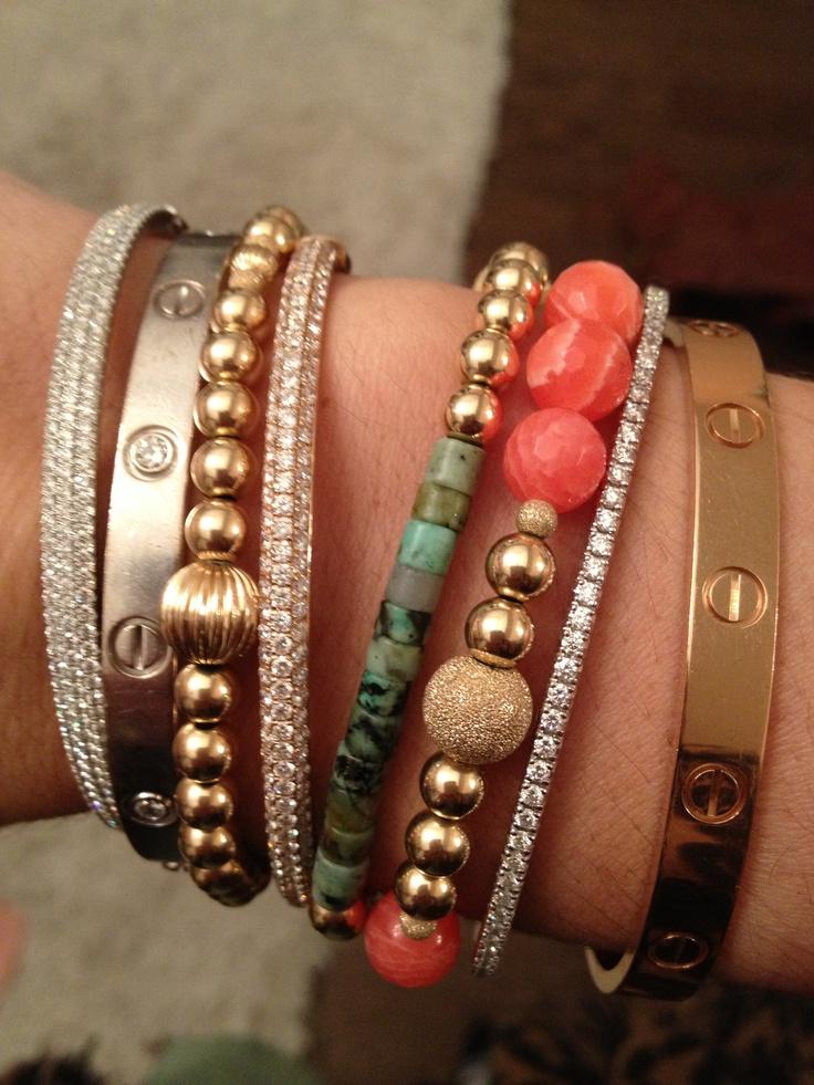 Saw On Her Wrist Bracelet from Picsity.com | Bracelets