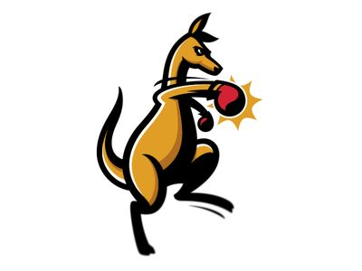 Kangaroo character design